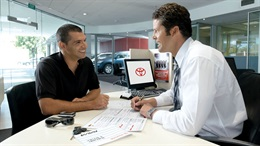 Grand Motors Toyota Service Gallery 8