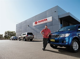 Vehicle Servicing at Grand Motors Toyota